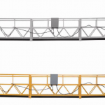 208 v / 60hz trefas 100m, 150m, 200m, etc. aluminiumlegering zlp630 suspenderad vagga