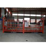 gaffeltruck upphängd plattform vagga justerbar arbetsplattform