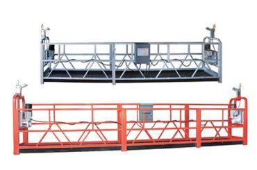 säker avstängd åtkomstutrustning zlp630 med ståltråd 8,3 mm för rengöring