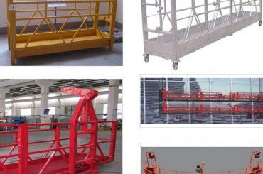 800 kg målad / varmförzinkad / aluminiumlegerad upphängd accessutrustning zlp800