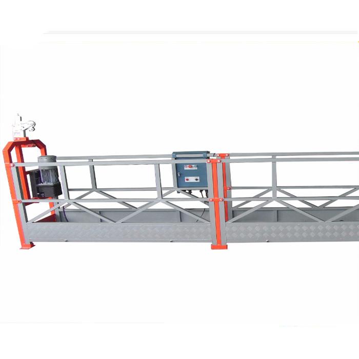 Pin - Typ 800kg upphängd arbetsplattform med 1,8kw motorkraft