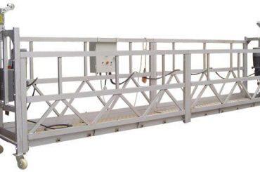 630 kg elavstängd åtkomstutrustning zlp630 med hiss ltd6.3