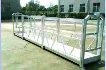 olika modell elektriska konstruktion arbetsplattform vagga hiss