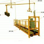 fabriksförsäljning av högkvalitativ elhiss för upphängd plattform från direkt tillverkare