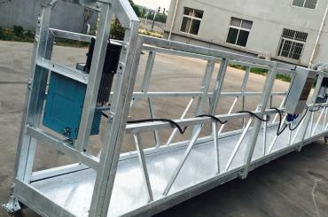 fönsterrengöring zlp630 rep upphängd plattform gondol vagga med hiss ltd6.3