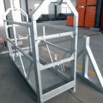 högt säkerhetsupphängande plattformshissar installationsplattform zlp630 zlp800 zlp1000