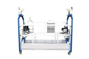 Jag uppgraderad arbetsplattform zlp serie med centrifugal säkerhetslås
