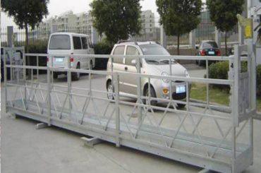 zlp630 repspärrad plattform / elektrisk svängningssteg / ställning för fönsterrengöringsmaskin