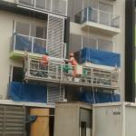 konstruktion underhåll rep repplattform med hiss ltd8.0 zlp800